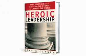 Chris Lowney Best Selling Book Author